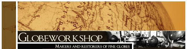 Globe Workshop, Makers and Restorers of fine globes